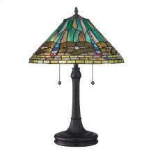 Tiffany Table Lamp in Vintage Bronze