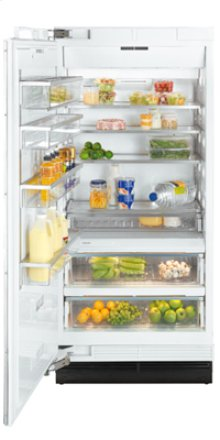 "36"" K 1913 SF Built-In Clean Touch Steel Refrigerator - 36"" Refrigerator"