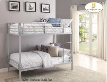 No Tool Twin Bunkbed