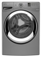 Whirlpool® Duet® 5.0 cu. ft. I.E.C.* Steam Front Load Washer with Steam Clean Option Product Image