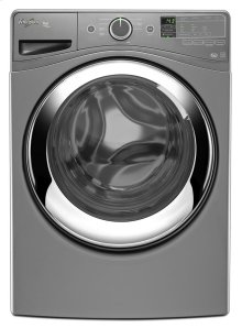 Whirlpool® Duet® 5.0 cu. ft. I.E.C.* Steam Front Load Washer with Steam Clean Option