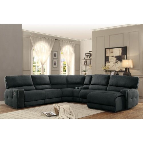 Keamey Motion Sectional