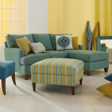 Park Avenue Right Chaise Sectional
