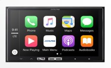 7-inch Mech-less In-Dash Receiver with Wireless Apple CarPlay