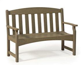 Skyline Garden Bench