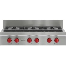 "36"" x 5"" Sealed Burner Rangetop Riser"
