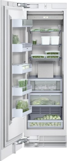 "400 Series Freezer Column Fully Integrated Ice Maker Width 24"" (61 Cm)"
