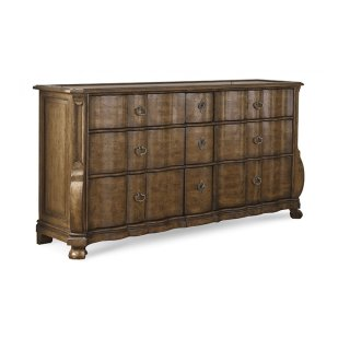 Continental Dresser - Weathered Nutmeg