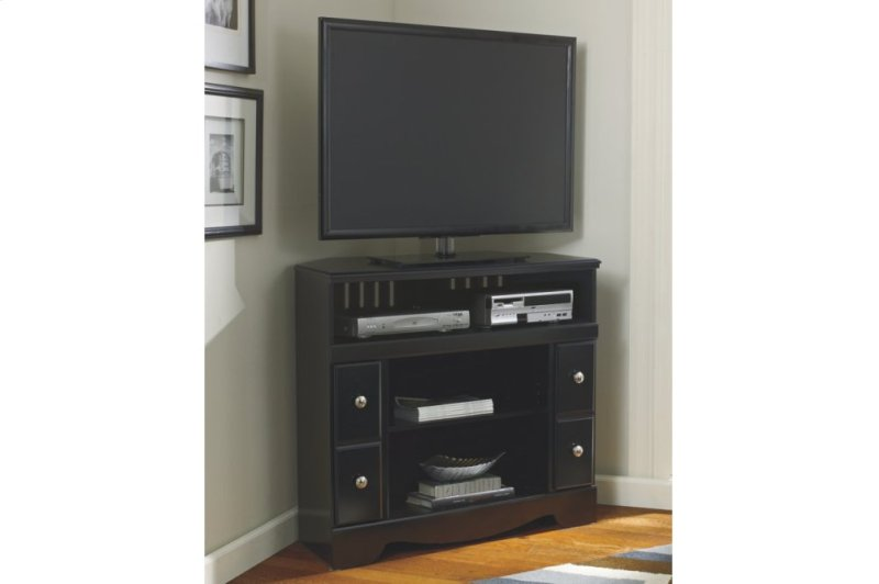 corner tv standfireplace opt - Corner Tv Stands With Fireplace