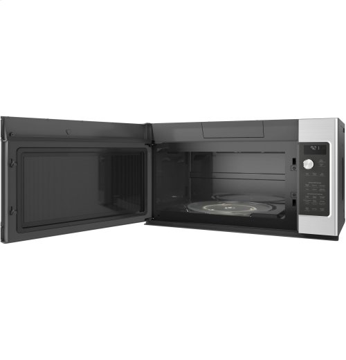 GE Cafe™ Series 2.1 Cu. Ft. Over-the-Range Microwave Oven [CLEARANCE]