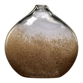 Sm Russet Vase