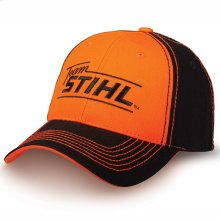 Display your STIHL loyalty with this two-tone cap.