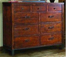 Rustic Lodge Dresser