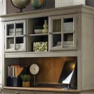 Jr Executive Credenza Hutch Product Image