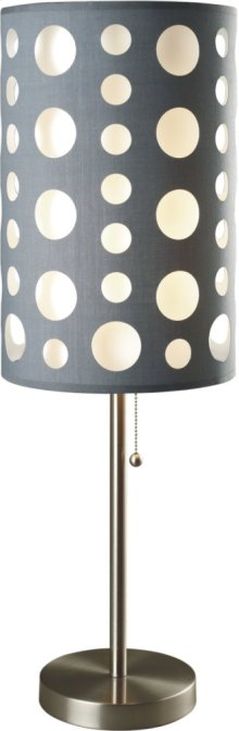 A9300 Gray Table Lamp