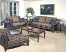 Silas Ebony Loveseat Product Image
