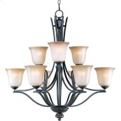 Madera 9-Light Chandelier