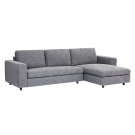 Ethan Sofa Chaise - Quarry Product Image