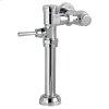 Exposed Manual Top Spud Toilet Flush Valve - 1.6 Gpf - Polished Chrome