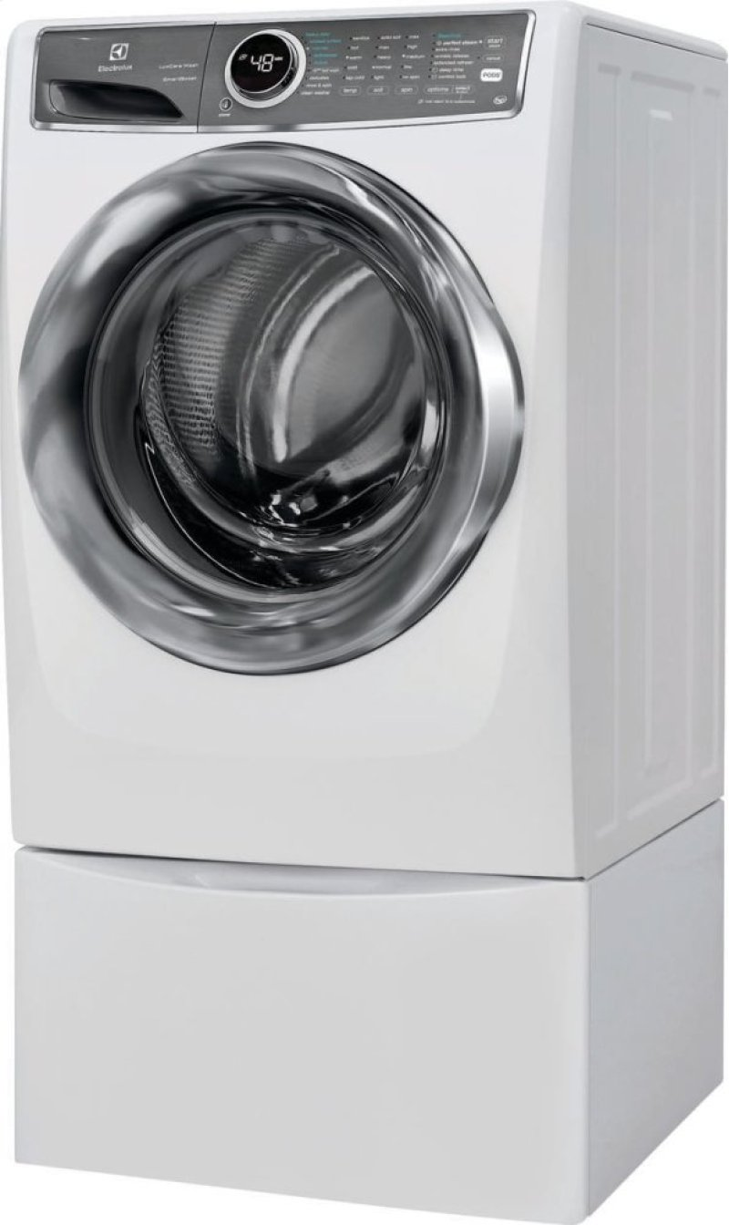 Front Load Perfect Steam Washer With Luxcare Wash And Smartboost 4 Cu