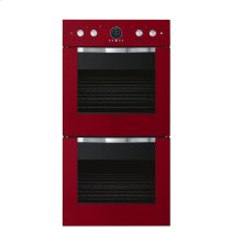 """Apple Red 27"""" Double Electric Premiere Oven - DEDO (27"""" Double Electric Premiere Oven)"""