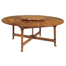 Padfoot Lazy Susan Table
