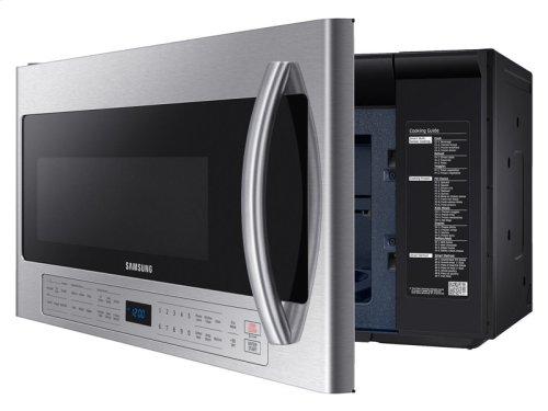 2.1 cu. ft. Over The Range Microwave with Ceramic Enamel Interior