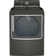 GE® 7.8 cu. ft. capacity aluminized alloy drum electric dryer Product Image