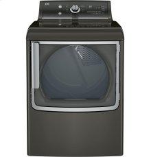 GE® 7.8 cu. ft. capacity aluminized alloy drum gas dryer