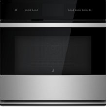 "NOIR™ 30"" Single Wall Oven with V2™ Vertical Dual-Fan Convection, NOIR"