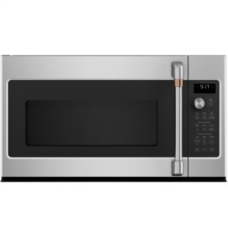 Caf(eback) 1.7 Cu. Ft. Convection Over-the-Range Microwave Oven