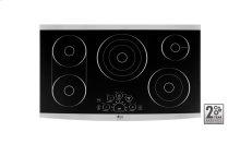 "LG STUDIO - 36"" Electric Cooktop"