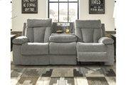 REC Sofa w/Drop Down Table Product Image