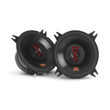 """Stage3 427F 4"""" (100mm) 2-way coaxial car speaker for factory upgrade without grille"""