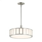 "Capital 16"" LED Round Pendant Product Image"