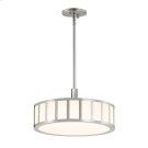 """Capital 16"""" LED Round Pendant Product Image"""