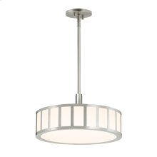 "Capital 16"" LED Round Pendant"