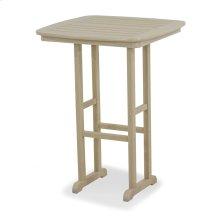 "Sand Nautical 31"" Bar Table"