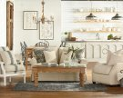 Traditional Open Plan Living Room Product Image