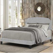 Desi Bed In One - Queen - Glacier Gray Fabric