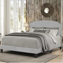 Desi Bed In One - Queen - Glacier Gray Fabric