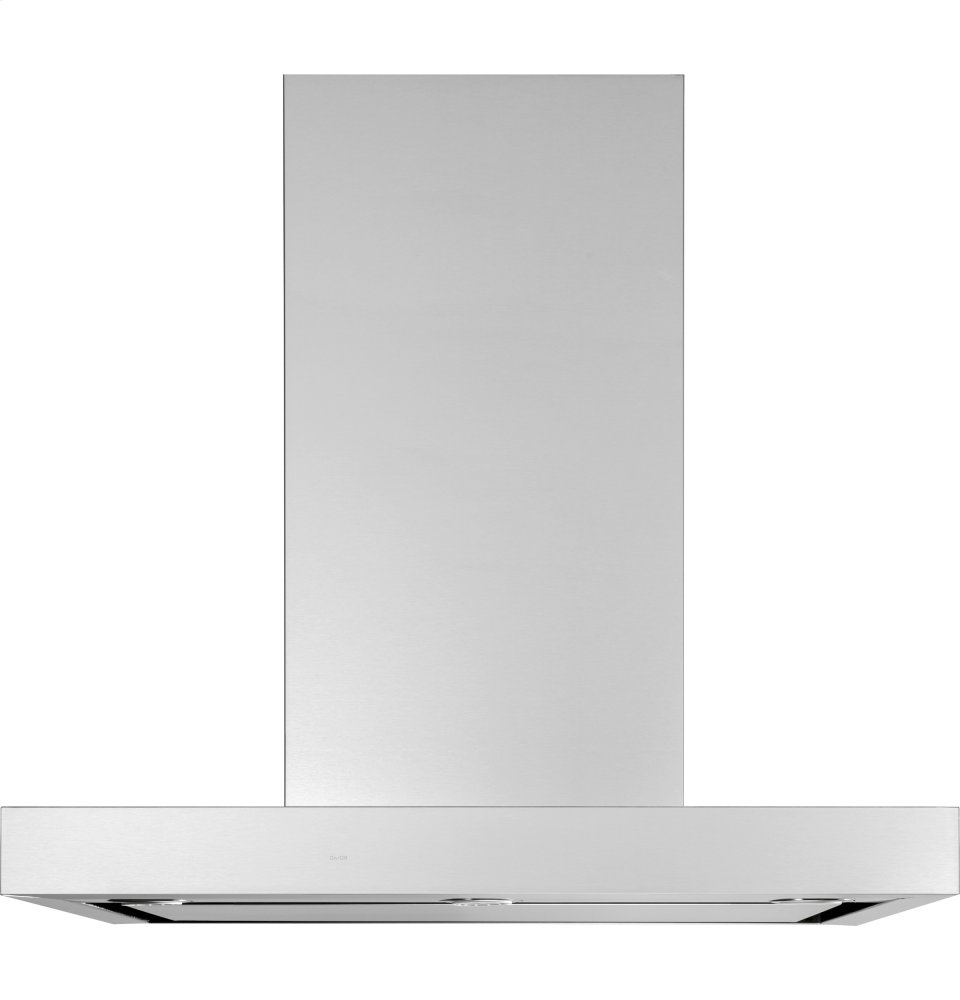 "30"" WiFi Enabled Designer Wall Mount Hood w/ Perimeter Venting