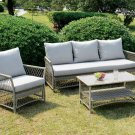 Jacquelyn 4 Pc. Patio Seating Set Product Image