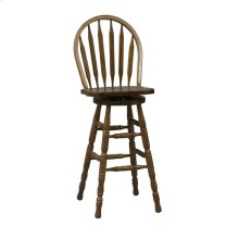 30 Inch Arrow Back Barstool