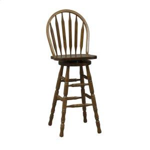 Liberty Furniture Industries 30 Inch Arrow Back Barstool