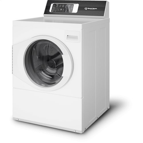 White Front Load Washer: FR7