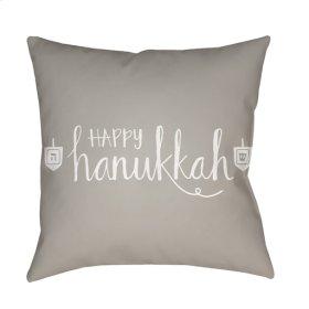 """Happy Hannukah HDY-028 20"""" x 20"""""""