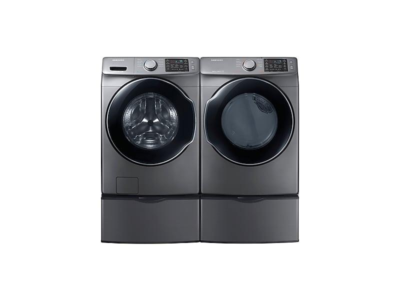 Wf45m5500ap Samsung Appliances Wf5500 4 5 Cu Ft Front