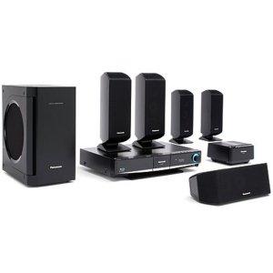 PanasonicWireless Rear Speaker Kit and Speaker System for SC-BT100 Blu-ray Disc(TM) Home Theater System