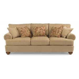 Patterson Fabric Sofa without Nailhead Trim